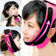 V Face Chin Cheek Lift Up Slimming Slim Mask Ultra-thin Belt Strap Band Fancy