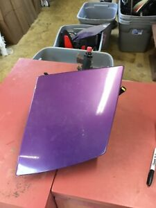 1995 FORD PROBE DRIVER SIDE HEADLIGHT ASSEMBLY- PURPLE