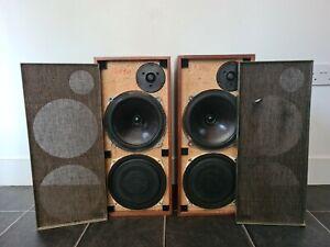Pair Of Celestion Ditton 15 Vintage Hi Fi Loudspeakers