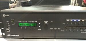 Crestron 3 Series Media System DMPS3-300-C w/ PoDM adapter