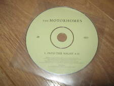 "THE MOTORHOMES "" INTO THE NIGHT "" CD SINGLE PROMO XPCD2462 (1999)"