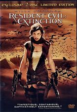 Resident Evil: Extinction(NEW 2Disk limited Edition) Mila Jovovich,Ali Larter,