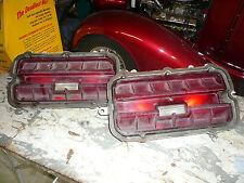 1966 Buick LaSabre Tail Light Assys 5957607 5957608 Pair OEM - Vintage