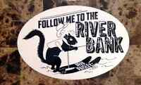 FREE Country Folk Stickers ELI YOUNG BAND Fingerprints Ltd Ed New RARE Sticker