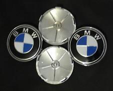 4x BMW Centre Caps 68mm Alloy Wheel