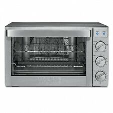 Waring CO1600 1.5 Cubic Foot Convection Oven 1 Year Warranty 120 Volts