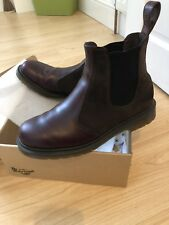 Dr Martens 2976 Chelsea Boots Brando Hi Suede UK 9