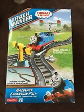 THOMAS & FRIENDS FISHER-PRICE TRACKMASTER RACEWAY  EXPANSION PACK BRAND NEW