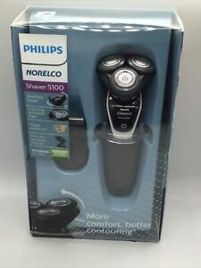 Philips Norelco Electric Shaver 5100 Wet Dry with Precision,brand New Sealed
