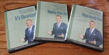 Media Trading Worldwide 3 DVD lot: It's Showtime, Mastering Q&A TJ Walker
