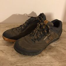 Merrell Stone Size 10 Mens Brown Hiking Trail Shoes