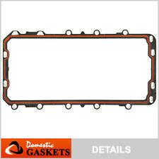 Oil Pan Gasket Fit Ford E150 E250 E350 F150 F250 F350 Lincoln Mercury 4.6L 5.4L