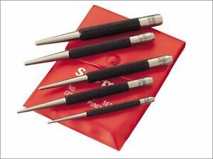 S117PC Centre Punch Set 5 Piece STRS117PC