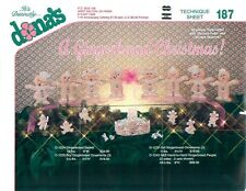 Dona's Tech Sheet 187 A Gingerbread Christmas