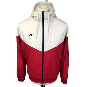Nike Windbreaker Jacket Size Medium Mens