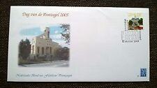 Dag van de postzegel 2005 blanco en open klep