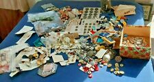 Vintage buttons snaps 3 lbs 13oz sewing arts and crafts metal plastic mixed