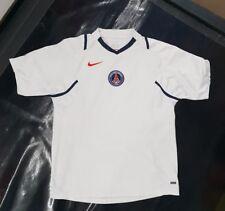 Maillot jersey maglia camiseta trikot PSG neymar mbappe rai vintage S