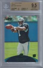 2011 Cam Newton Topps Prime Green RC- BGS 9.5 Gem Mint... Only 99 Produced