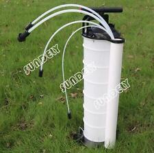 Tools Vacuum Fluid Extractor 7 Litre Tank Drainer Water Engine Oil New