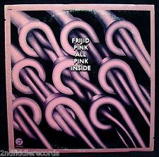 FRIJID PINK-ALL PINK INSIDE-Hard Rock Blues Psych Album-FANTASY #F-9464