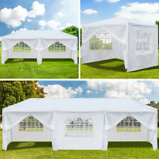 More details for garden gazebo marquee party tent wedding canopy shade outdoor waterproof 3/6/9 m