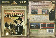 DVD - LES CAVALIERS avec JOHN WAYNE ( WESTERN ) / COMME NEUF