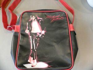 michael jackson over shoulder satchel/bag