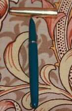 Really Nice And Clean Vintage Parker 51 Fountain Pen Sea Green LOOK!!!