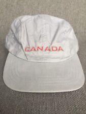 Molson I Am Canadian Beer Canada Strap Back Hat 100% Cotton Gray Baseball