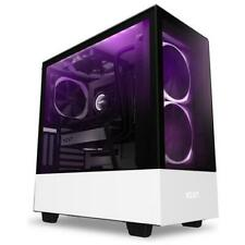 NZXT H510 Elite - Premium Mid-Tower ATX Case PC Gaming Case - Dual-Tempered Glas