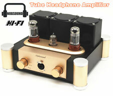 Nobsound Pure Class A Single-ended Tube Headphone Amplifier Stereo HiFi Preamp