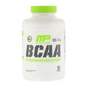 MusclePharm BCAA 3:1:2  Amino Acids Lean Muscle Mass, 240 capsules.