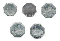 WWI 20 Pfennig Notgeld Nürnberg Fürther Strassenbahn Bitte wählen Please select