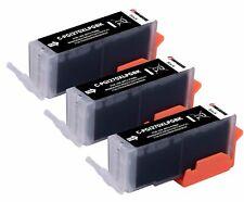 3Pk PGI-270 PGI-270XL Big Black Ink Cartridge For Canon PIXMA MG7700 TS8020