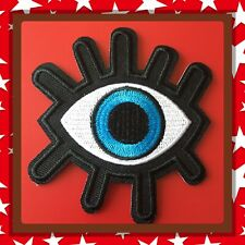 🇨🇦 Evil Eye Black Magic  Embroidered Patch  Sew On/stick On /new 🇨🇦