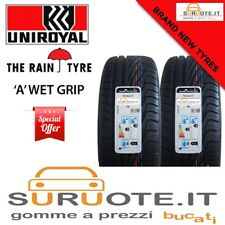 SET 4 UNIROYAL 245/40 18 97Y XL RAIN EXPERT 3 SUMMER