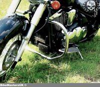 KAWASAKI VN 900 VULCAN CLASSIC / CUSTOM CRASH BAR CLASSIC HIGHWAY ENGINE GUARD