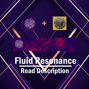 Destiny 2 Fluid Resonance Emblem + Gilded Shell PS4/PS5/Xbox/Pc Read Description
