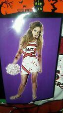 teen zombie cheerleader halloween costume
