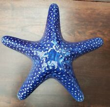 New ListingExtra Large Blue Starfish Nautical Decor Wall or Table