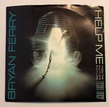 """Bryan Ferry - Help Me THE FLY SOUNDTRACK 7"""" 45RPM Picture Sleeve 1985 HORROR NM"""
