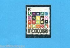 OLYMPIA 1896-1972-PANINI-Figurina n.65-B- Riproduzione francobollo -Rec