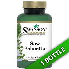 Swanson Saw Palmetto 540 mg 100 Caps by Swanson Premium