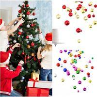 Albero di Natale Decorazione Sfera Palline, Festa Ornamento Décor-24pcs - 4cm