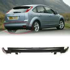 OEM REAR BUMPER LOWER EXTENSION TRIM FITS FORD FOCUS MK2 2004-2008, 1352827