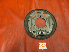Triumph TR6, TR250, TR4A IRS. Rt. Rear Brake Backing Plate, GC!!