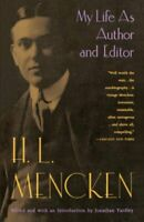 My Life As Author and Editor, Paperback by Mencken, H. L., Like New Used, Fre...