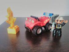 Lego Duplo Pompieri 5603 completo