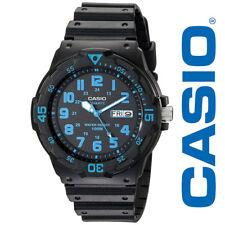 Casio MRW200H-2BV Men's Classic 100M Dive-Inspired Analog Quartz Sports Watch